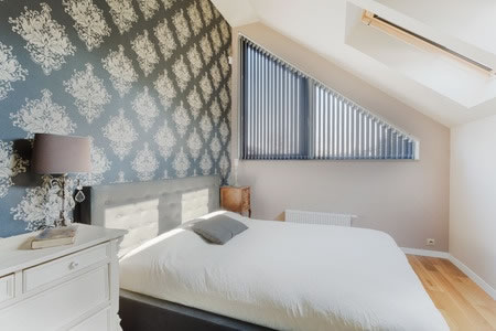 When faced with a small bedroom decorating ideas may seem difficult. After all thereu0027s not a whole lot of room to work with. Not to worry though ... & Small Bedroom Makeover - Decorating Small - Angela Cain Interior